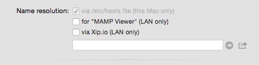 MAMP PRO (Mac) Documentation > MAMP Viewer